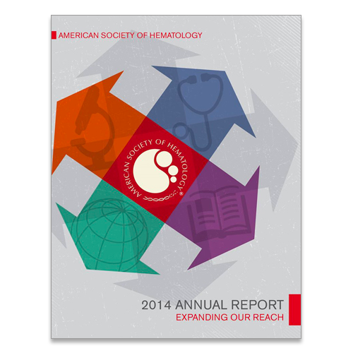 2014 Annual Report for the American Society of Hematology